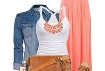 Outfits / by Alise Ozola