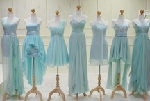 dress of bridesmaids / by Andramiss isis
