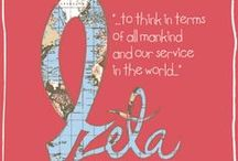 Zeta Tau Alpha / by Drury Greek Life