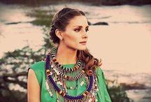 Style Star: Olivia Palermo / Fashion icon and NY socialite / by Dora Carson