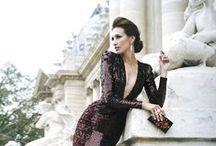 Evening Dress Inspiration / by Vivian Boonstra