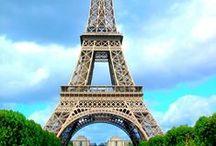Eiffel Tower / by Tara Fraser