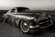 Vintage cars & rodders / by Richard de Wolf