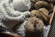Knit & Crochet things / by Katie Harris