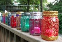 Mason Jar and Mugs (Projects) / by Danielle Milner