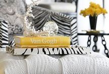 NKU DIY Norse Home Decor / Bring home the spirit of your alma mater, NKU with these great black/gold/gray decor ideas. Perfect for students dorm rooms too! / by NKU Alumni Association
