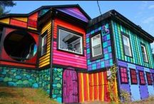 Art meets Architecture / by Prairie Peasant