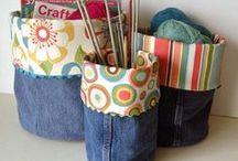 Recycled crafts / by Prairie Peasant