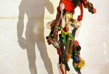 Recycled Art / by Prairie Peasant