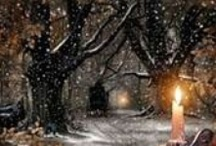 Winter Inspired / by Carlena Blevins