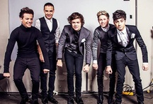 One Direction  / by Delaney Johnson