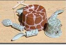 Recycled Crafts / Use everyday materials to create these awesome craft projects! / by SeaWorld