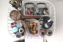 ••craft goodies•• / by Nulka