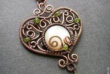 Pins, Pendants, Necklaces & More / by Rosanna Kirkland