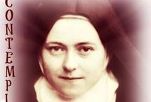 Ste. Thérèse de l'Enfant Jésus / En l'honneur de notre sainte sœur, Thérèse de l'Enfant Jésus / by S.t. Martin