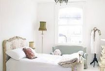 Bedroom {Boudoir} / by Malmaison {French Style For Your Home}