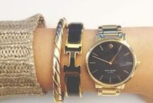 Necessary Necessities  / shoes, jewelry & watches galore. / by Annie Helmkamp