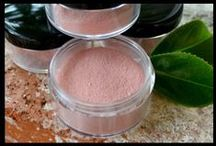 Pure Skin Mineral Cosmetics / Pure Skin eye shadows are made with natural Earth-mined minerals and pigments.  / by Lisa Jaynes