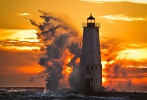 Lighthouses / by Nickie Huddleston Turner