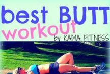 health/fitness / by Shannon Kerr