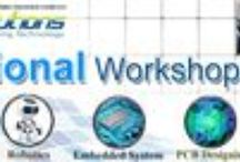 Robotics Workshops / ABLab Solutions is one of the leading workshop provider company in the field of Robotics, Embedded system and Automation.Our workshop carries 100% practical sessions and innovative methods of delivering concepts and theories.. / by ABLab Solutions