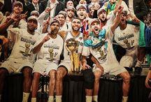 San Antonio Spurs / by Double P