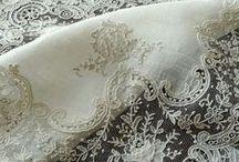 Alluring Lovely Lace / by Hazel Tunbridge