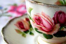 Tea Party! / All things tea - tea pots, tea parties, tea recipes & more!  / by Mich Wallnz
