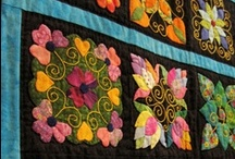Quilting...Applique / by Janet Klingler
