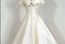 Vintage Wedding Dresses / by Nancy Worden Geisel