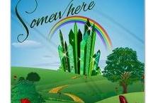 Wizard of Oz / by goatlady GetYerGoat