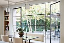Design - Lighting and Windows / Cool designs for our future dream home / by Christine Holland