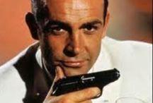 Bond, James Bond / by Sandy Dunek