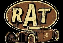 Rat Rods / by Joseph Foster