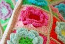 Extra crochet patterns / by Christina Phoenix