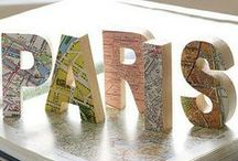 Maps.. / by Christina Phoenix