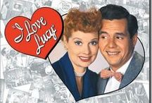 I Love Lucy & Desi  / by Yvette Bergeron