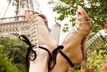 zapatos, zapatos, zapatos! ♥♥♥♥ / by Claudia Lemus-Borja