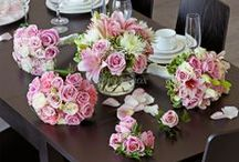 Arranged Wedding Flowers / by Grower's Box