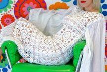 hooked on crochet / by Myra Cara