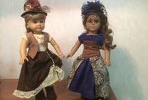 AG Dolls / Sewing for American Girl Dolls / by Betty Frederick