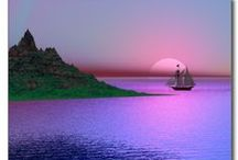 Someday, I will sail again. / by Michalene Fontana
