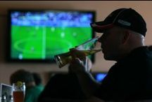 Where to Watch the Big Game / The bars and restaurants where food, booze, and most importantly, TVs abound. / by SFGate