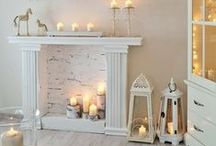 Dreamy White Decor / by A Cultivated Nest