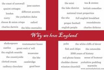 I left my ❤ in the UK!!!  / My England Obsession! / by Barbara Hainsworth