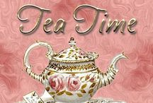 Fancy a Cup of Tea?  ☕ / Devoted to ALL things tea! / by Barbara Hainsworth
