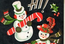 Christmas ideas / Crafty, family friendly, vintage inspired ideas for Christmas celebrations / by Suzanne Lambert