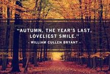 Autumn & Halloween / by Gabby G.