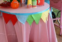 Luke's First Birthday / by Crystal Thompson