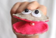 Handmade Finger Puppets / by Crafty Magazine